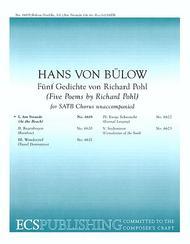 Fnf Gedichte Von Richard Pohl No 1 Am Strande At The