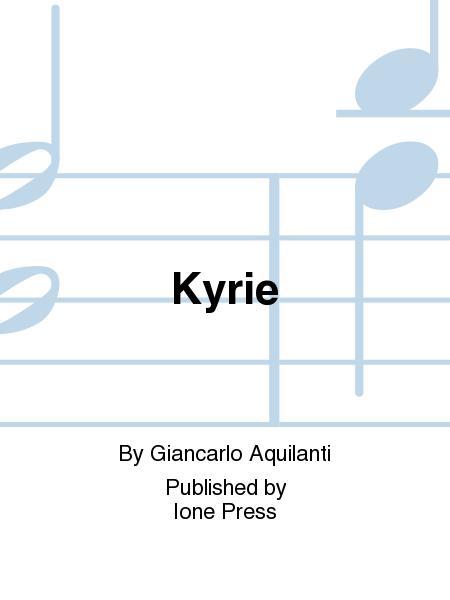 Mass: A Celebration of Life: No. 1 Kyrie