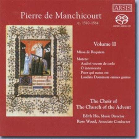Pierre de Manchicourt, Vol. 2