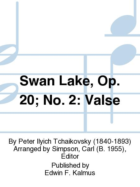 Swan Lake, Op. 20; No. 2: Valse