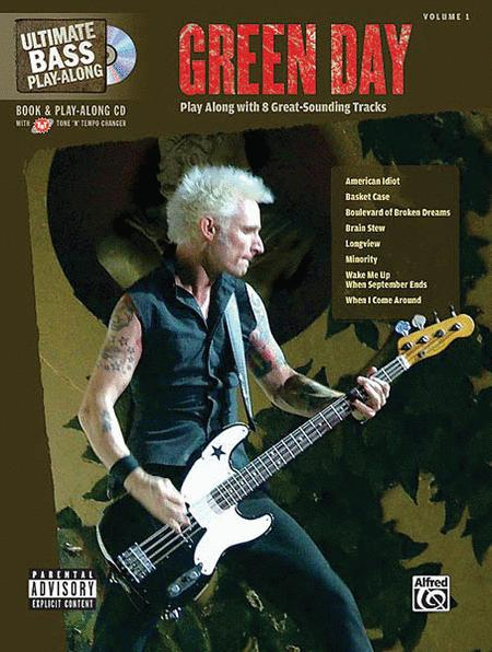 Green Day - Ultimate Bass Play-Along
