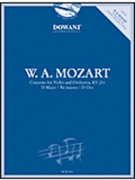 Concerto KV 211 in D-Dur