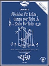 Scales for Violin, Volume 2 (Violin)