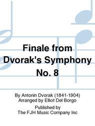 Finale from Dvorak's Symphony No. 8