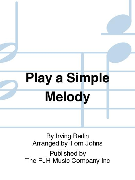 Play a Simple Melody