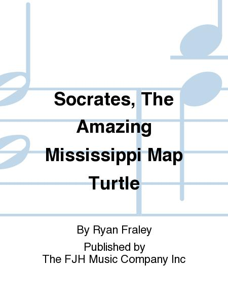 Socrates, The Amazing Mississippi Map Turtle