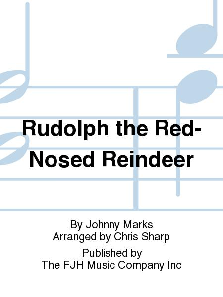 Rudolph The Red-Nosed Reindeer Sheet Music By Johnny Marks - Sheet ...