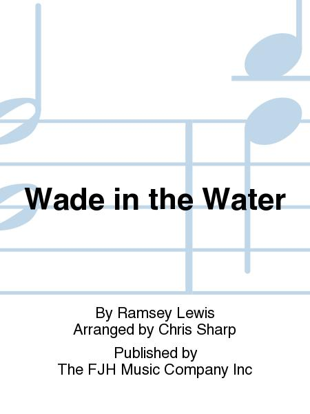 Wade In The Water Sheet Music By Ramsey Lewis Sheet Music Plus