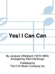Yes! I Can Can