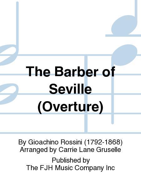 The Barber of Seville (Overture)