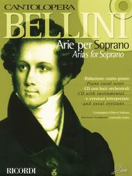 Cantolopera: Bellini Arias for Soprano