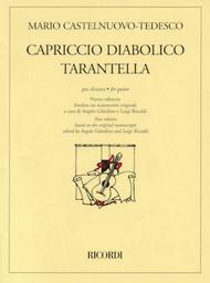 Capriccio Diabolico and Tarantella