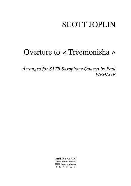Treemonisha Overture