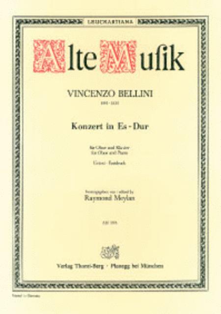 Konzert Es-Dur fur Oboe und Orchester