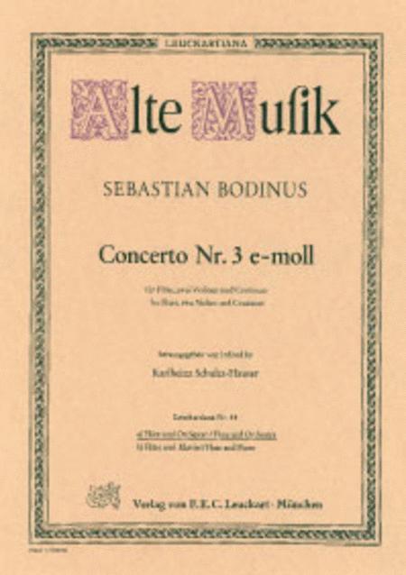 Concerto Nr. 3