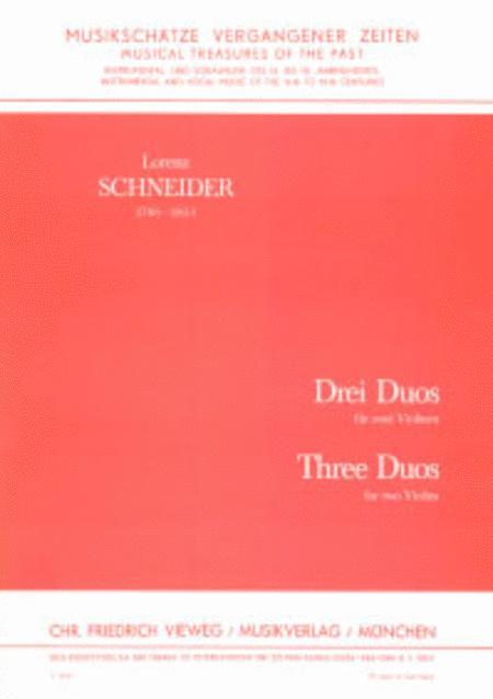 Drei Duos