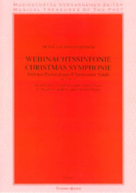 Weihnachtssinfonie - Sinfonia pastorale per il santissimo natale