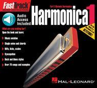 FastTrack Mini Harmonica Method Book 1