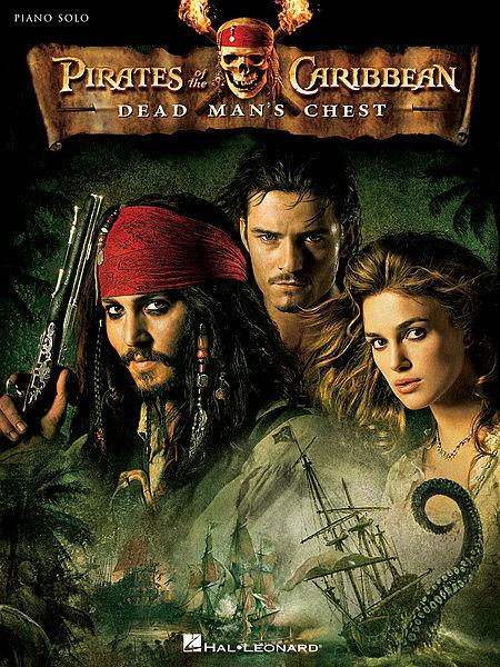 Pirates of the Caribbean: Dead Man's Chest (Selections from)