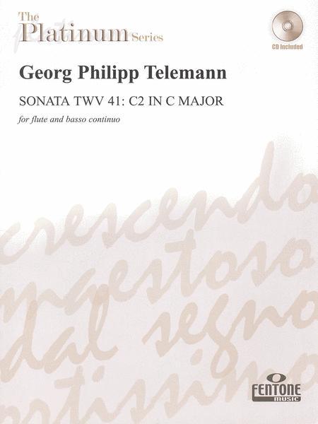 Sonata TWV 41: C2 in C Major