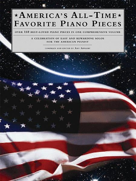 America's All-Time Favorite Piano Pieces