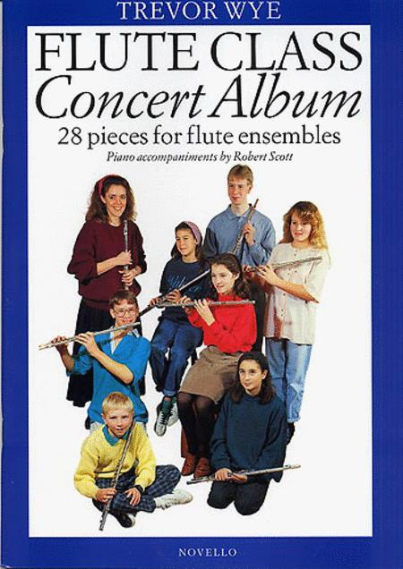 Trevor Wye: Flute Class - Concert Album