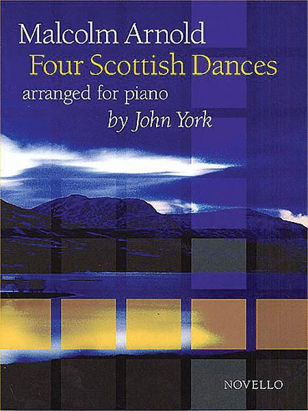 Malcolm Arnold: Four Scottish Dances Op.59 (Piano Solo)