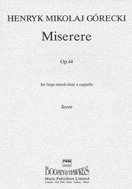 Miserere, Op. 44