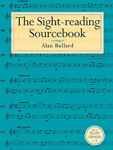 Alan Bullard: The Sight-Reading Sourcebook For Flute Grades 1-3