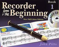 Recorder From The Beginning: Pupil's Book 1 & CD