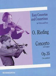 Concerto in B Minor, Op. 35