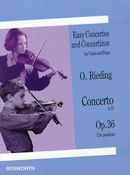Concerto in D, Op. 36