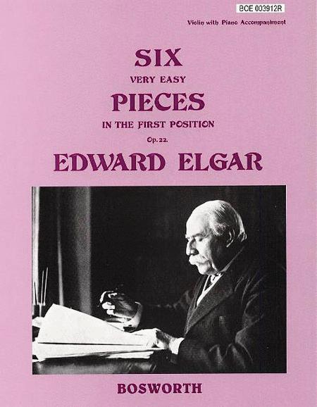 Very Easy Pieces(6) Op.22