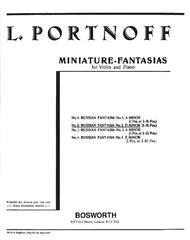 Russian Fantasia No. 2 in D Minor