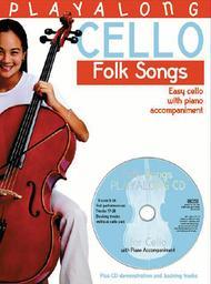 Playalong Cello - Folk Tunes