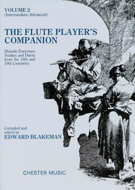 The Flute Player's Companion - Volume 2