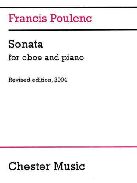 Sonata for Oboe and Piano