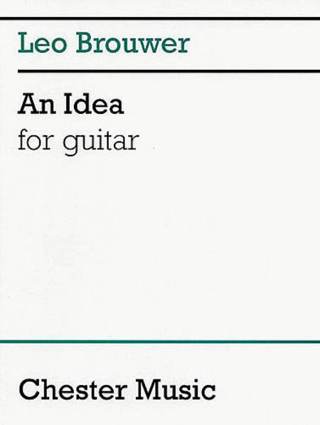 An Idea for Guitar