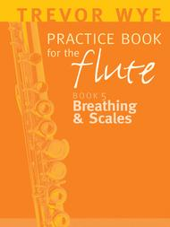 Trevor Wye Practice Book for the Flute