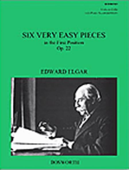 Six Very Easy Pieces Op.22