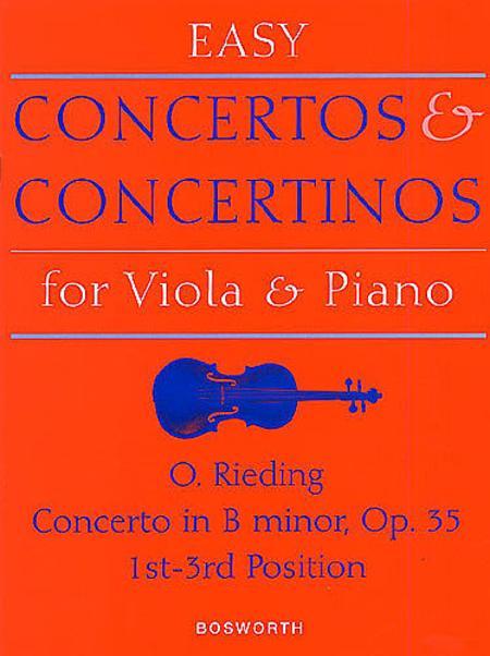 Concerto in B minor Op. 35