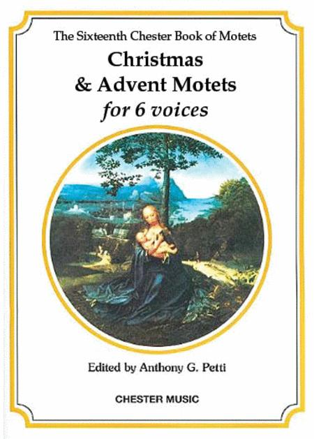 The Chester Book of Motets - Volume 16