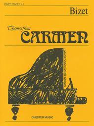 Themes From Carmen (Easy Piano No.41)