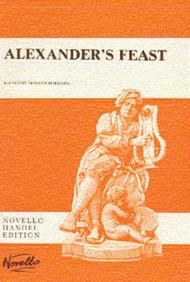 Alexander's Feast or, The Power of Musick