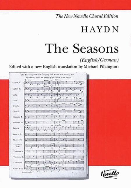 The Seasons (New Edition - English/German)