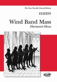 Wind Band Mass (Harmonie-Messe) Vocal Score