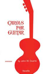 Carols for Guitar Solo