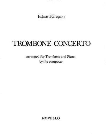 Edward Gregson: Concerto For Trombone