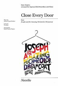 Close Every Door (from Joseph and the Amazing Technicolor Dreamcoat)