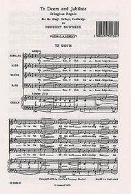 Te Deum and Jubilate (Collegium Regale)